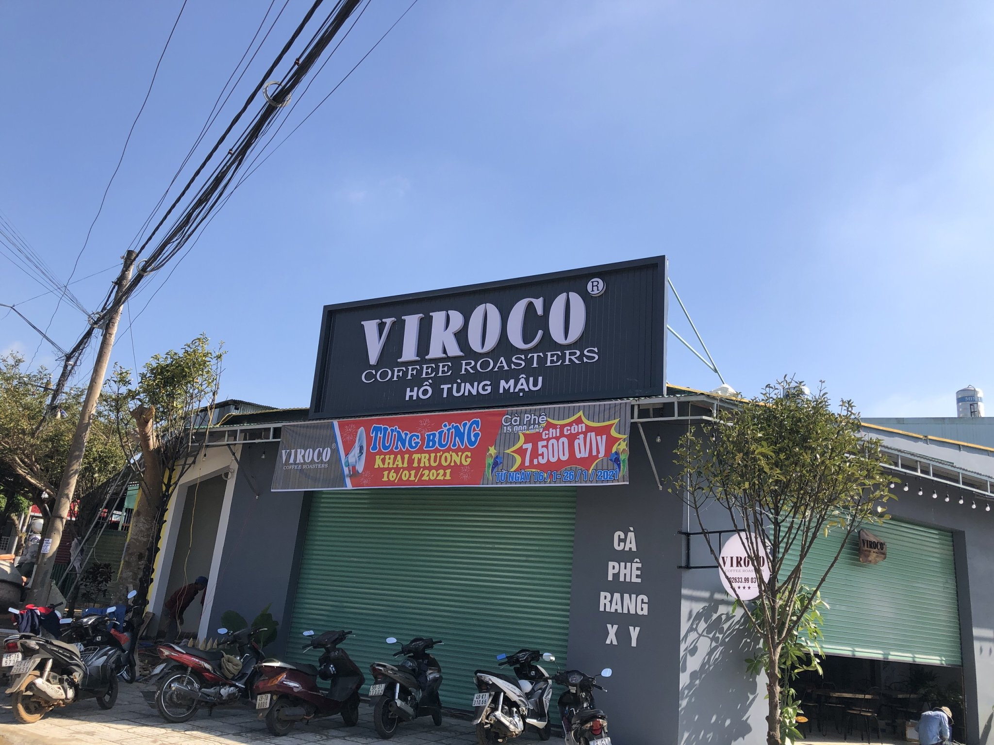Viroco Coffee